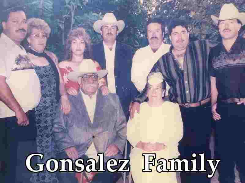 The Gonsalez Family