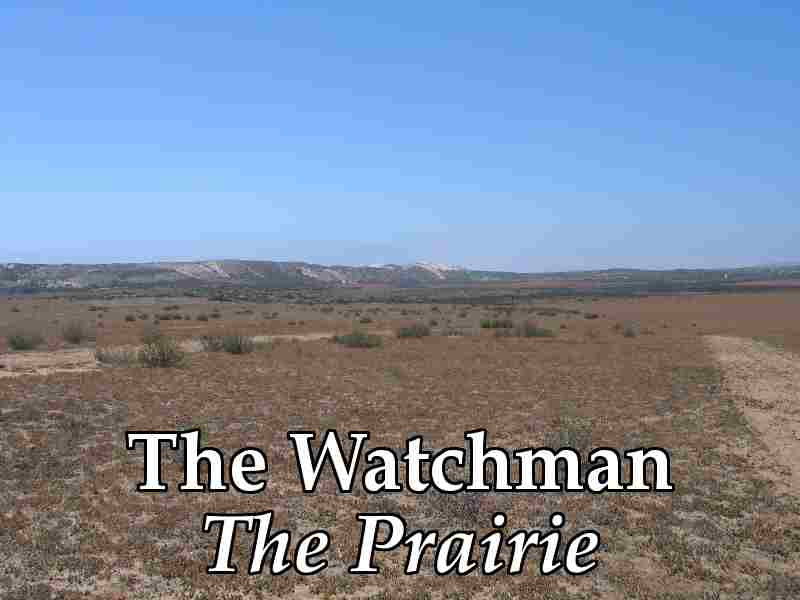 The Watchman Campground - The Prairie