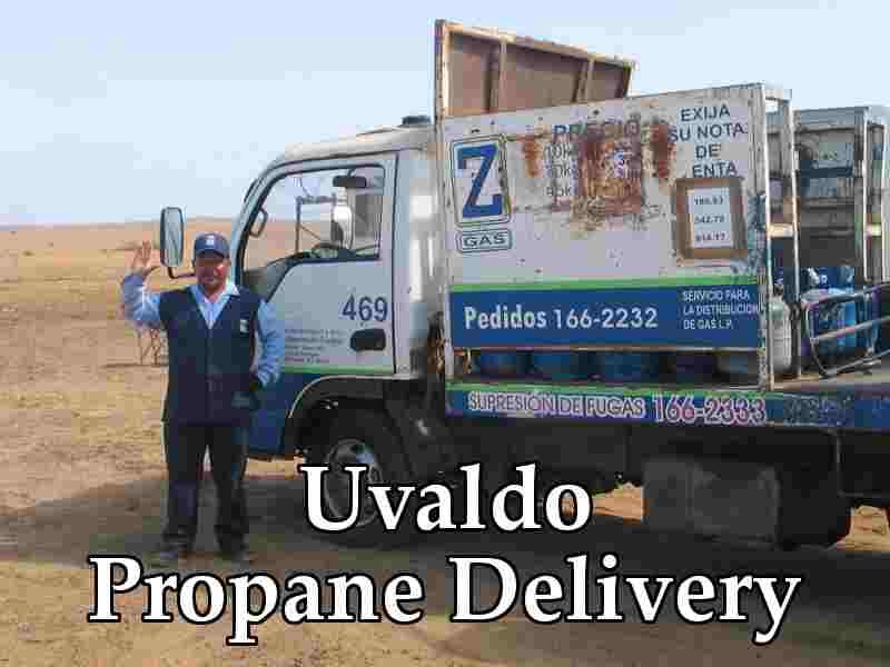 Uvaldo - Propane Delivery