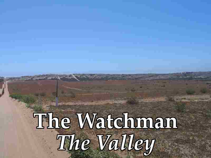 The Watchman Campground - The Valley
