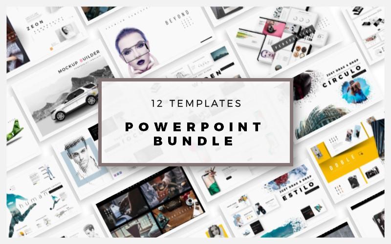 PowerPoint Templates Bundle
