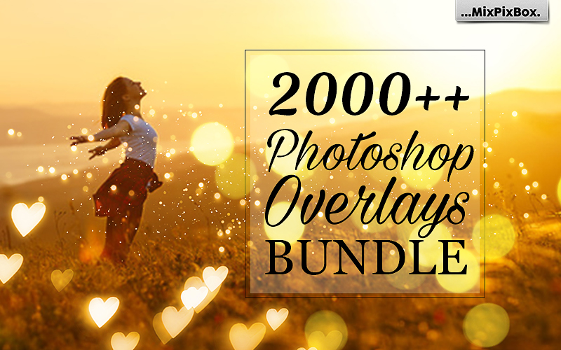 2000+ Overlays Bundle