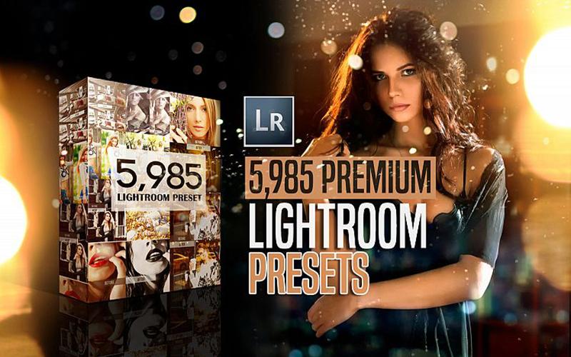 5900+ Lightroom Presets
