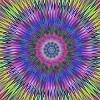 Colorful, Vibrant, Star, Color