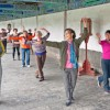 File:Older women practicing dance at Temple of Heaven Park, Beijing.jpg