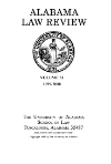 Image result for alabama law review