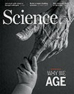 Cover of Current Issue of Science
