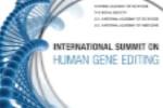 International Summit on Human Gene Editing Begins