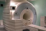 MRI scan of human head.