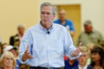 File:Governor of Florida Jeb Bush at TurboCam, Barrington, NH on August 42th by Michael Vadon.jpg