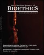 The American Journal of Bioethics