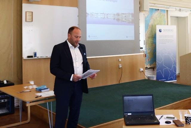 Björn Grönholm