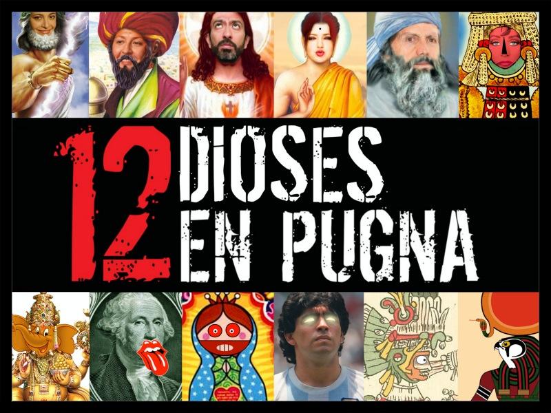 12 Dioses En Pugna