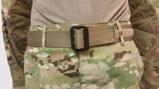 WCB US Army Tan 499 OCP Scorpion Rigger Belt