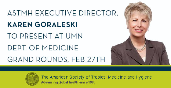 """Department of Medicine """"Global Health"""" Grand Rounds"""