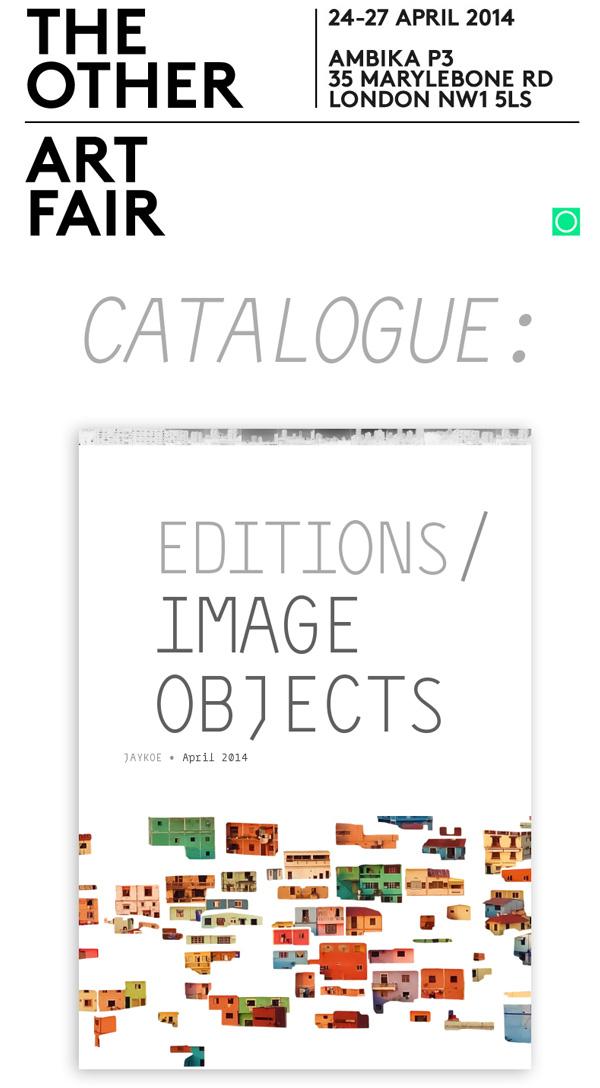 The Other Art Fair - April 2014 Catalogue