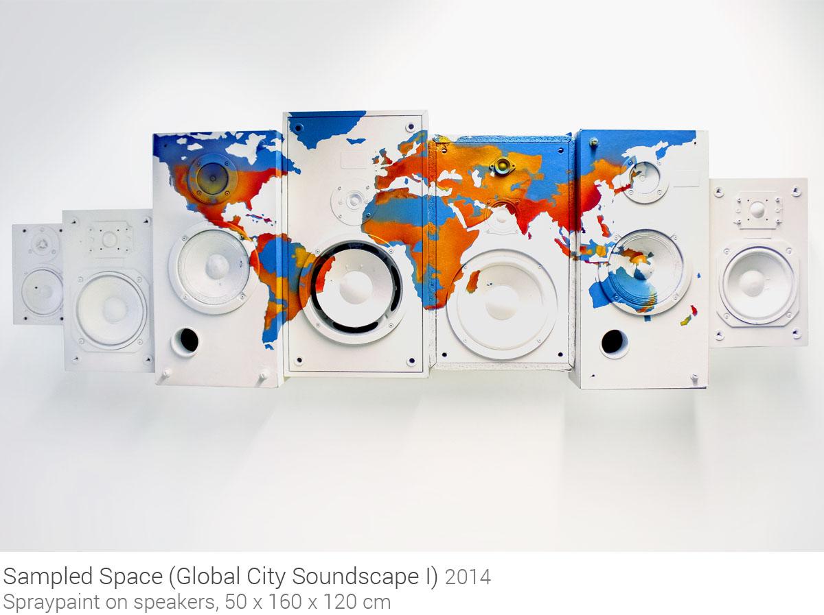 Sampled Space (Global City Soundscape I)