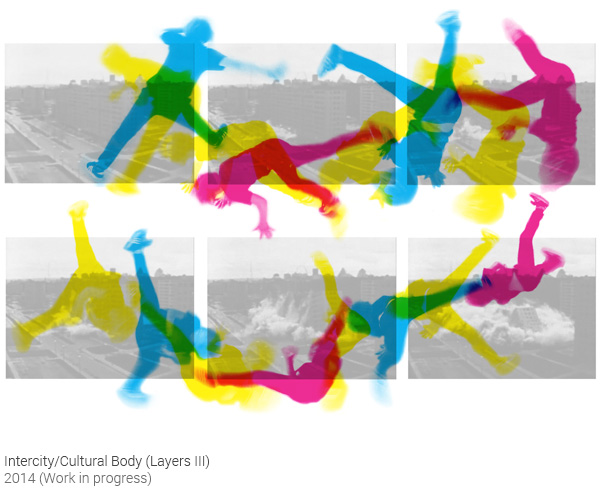 Projects - Intercity/Cultural Body (Layers III) (Work in progress)