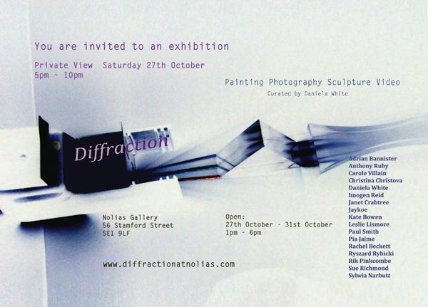 Diffraction - Nolias Gallery