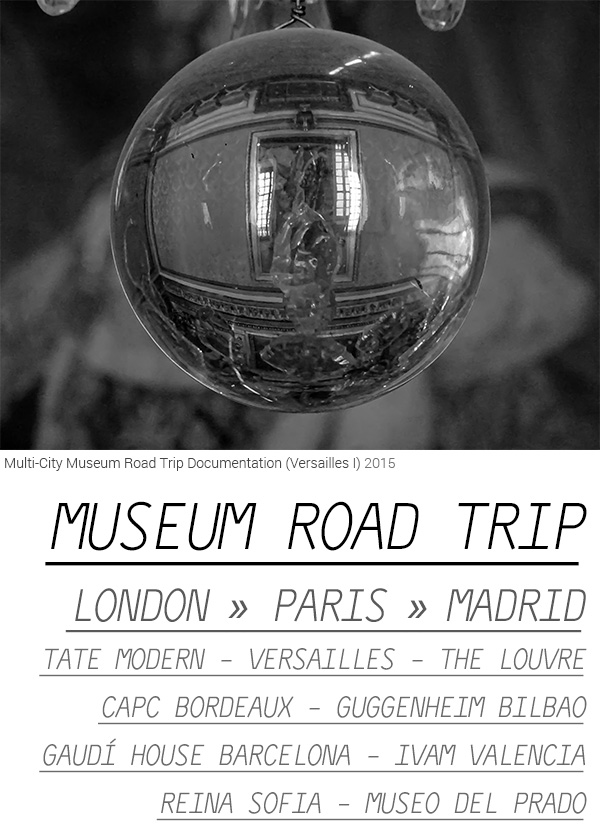 Research: Museum Road Trip