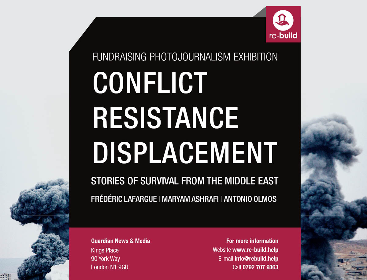 Conflict Resistance Displacement
