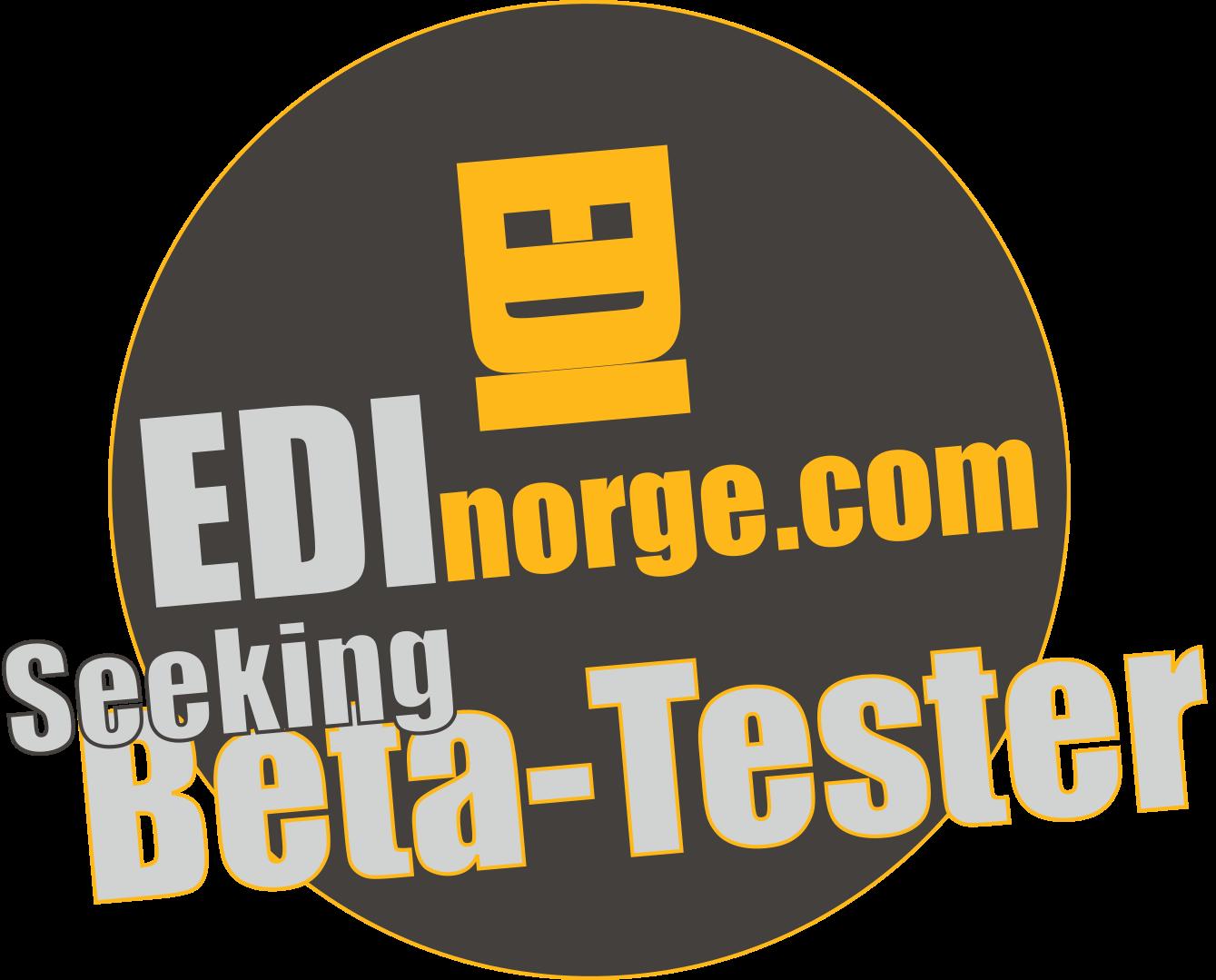 EDI Beta tester