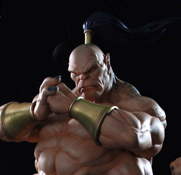 [Pop Culture Shock] Mortal Kombat Goro 1:4 Statue - Página 2 GoroTease