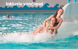 Sommerferie inkl. vandland