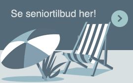 Seniortilbud - slutter 30. juni