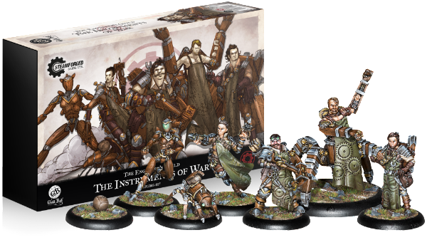 The Engineer's Guild: The Instruments of War