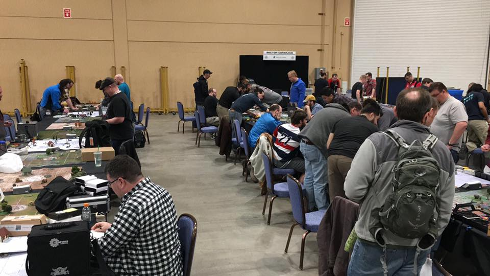 32 Man Qualifier at AdeptiCon is 100% Full