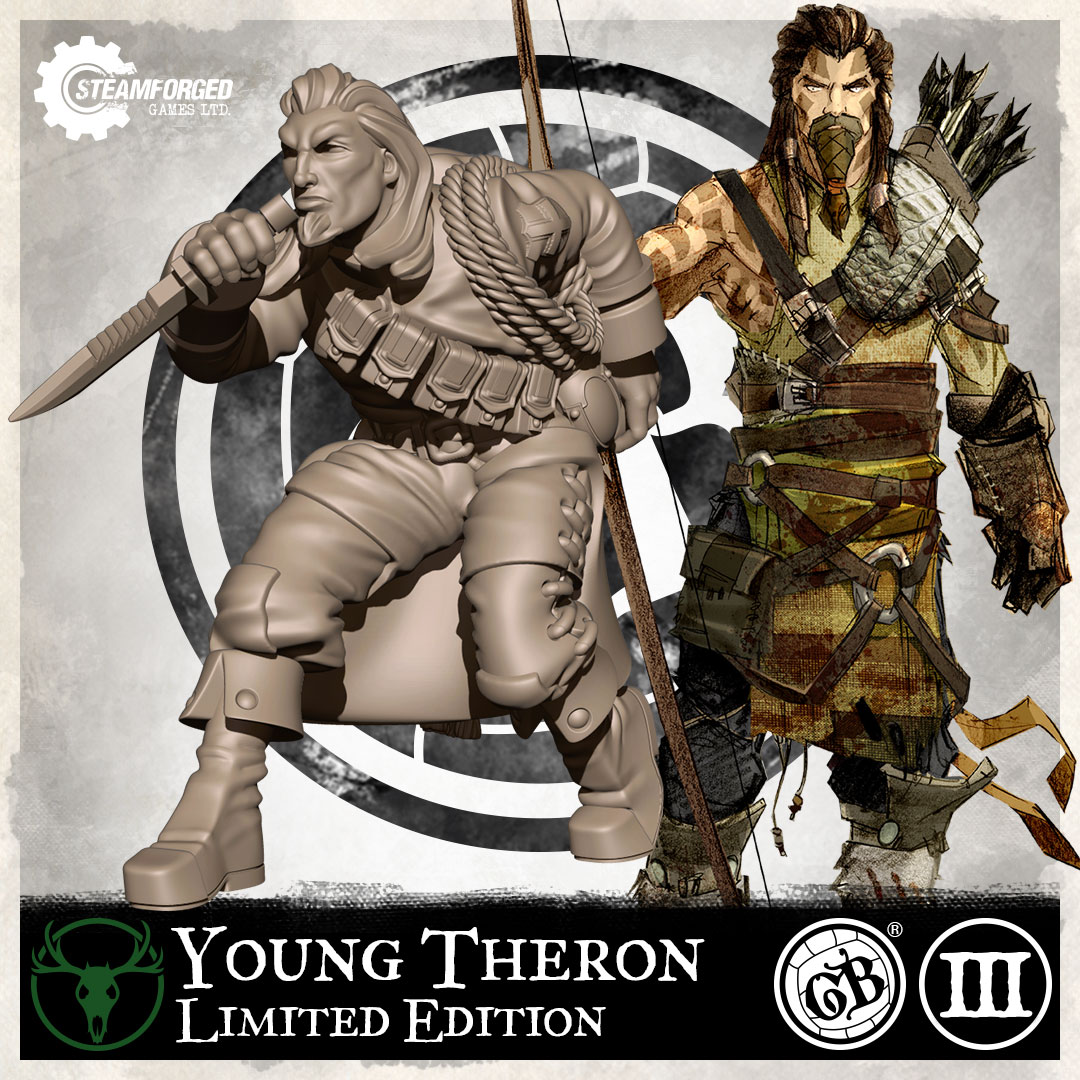 Limited Edition Young Theron