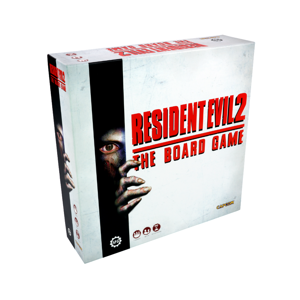 Resident Evil™ 2: The Board Game
