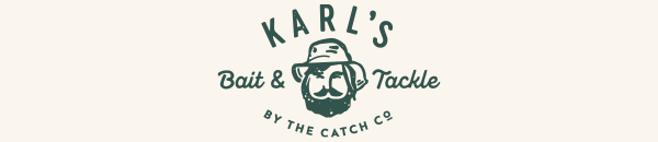 Mystery Tackle Box is now Karl's Bait & Tackle