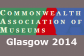 Commonwealth museum association conference, Glasgow 2014