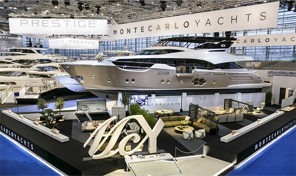 MCY 96 at Boot Dusseldorf