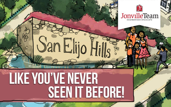 San Elijo Hills Like You've Never Seen It Before!