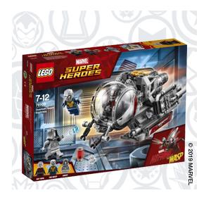 76127 LEGO Marvel Super Heroes - à la découverte de Quantum Realm