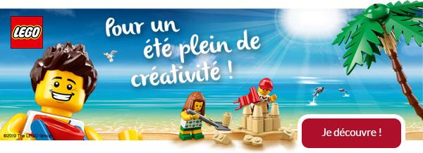 L'été des Lego