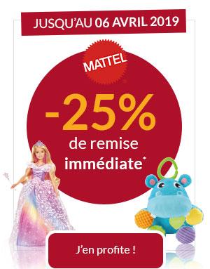 Offre Mattel