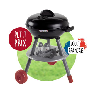 Kit barbecue charbon