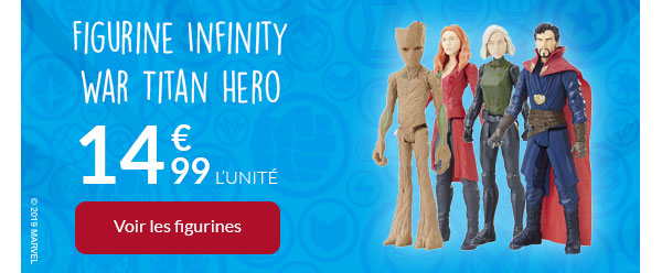 Figurine Infinity War Titan Hero