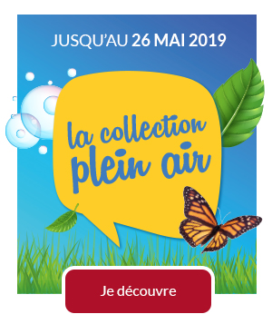 La collection plein air