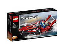 Le bateau de course LEGO® Technic