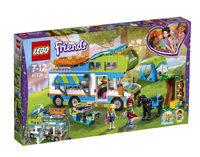 Le camping-car de Mia LEGO® Friends
