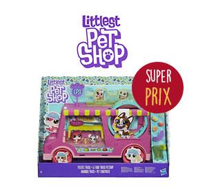 Food truck My Little Petshop