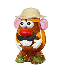 Mr Patate Safari- Toy Story