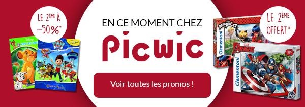 En ce moment chez Picwic