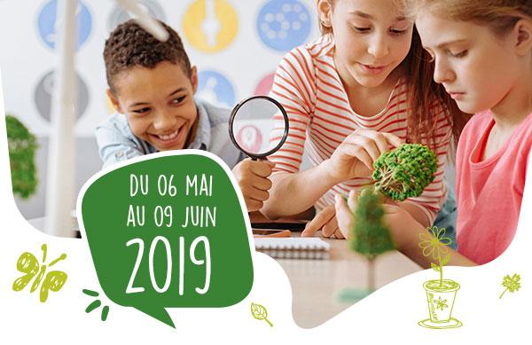 Du 06 mai au 09 juin 2019