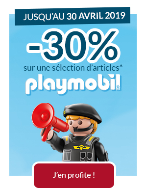 Offre Playmobil